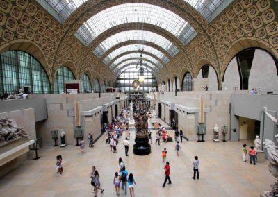 París, el patrimonio museístico de la capital francesa (2)