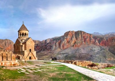 Armenia, regreso a los tiempos bíblicos