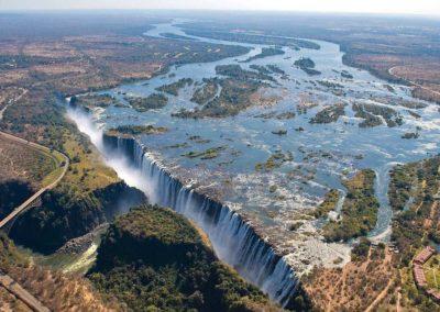 Sudáfrica y las Cascadas Victoria