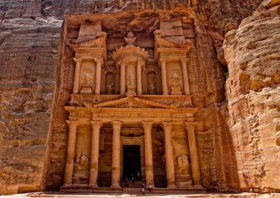 Jordania, esencia de Oriente Medio