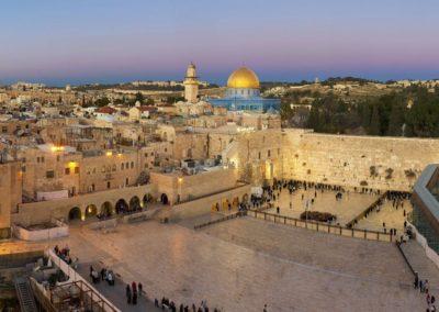 Escenas bíblicas de Israel