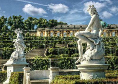 Parques y jardines de Alemania