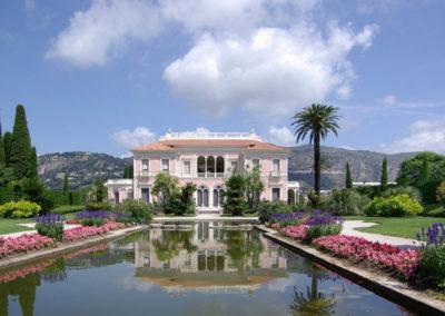 Parques y jardines de la Costa Azul