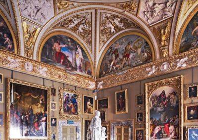 Florencia, museos y palacios de la capital toscana
