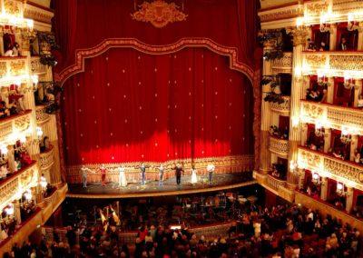 "Ópera ""Otello"" en el Teatro San Carlo de Nápoles"