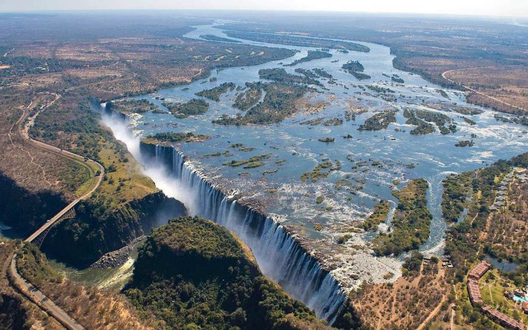 Sudàfrica i les Cascades Victòria