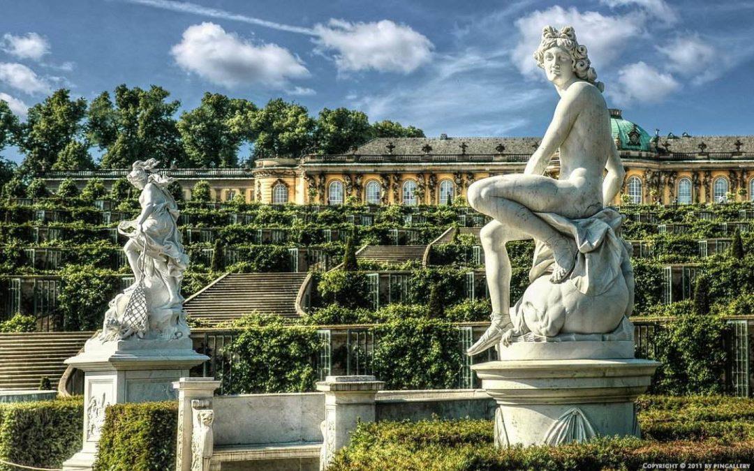Parcs i jardins d'Alemanya