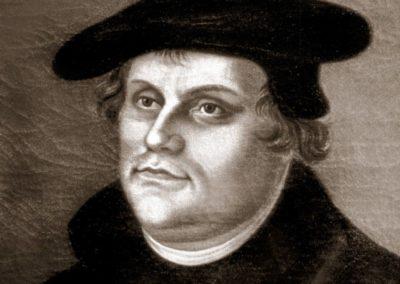 Martí Luter i la Reforma Medieval a Alemanya