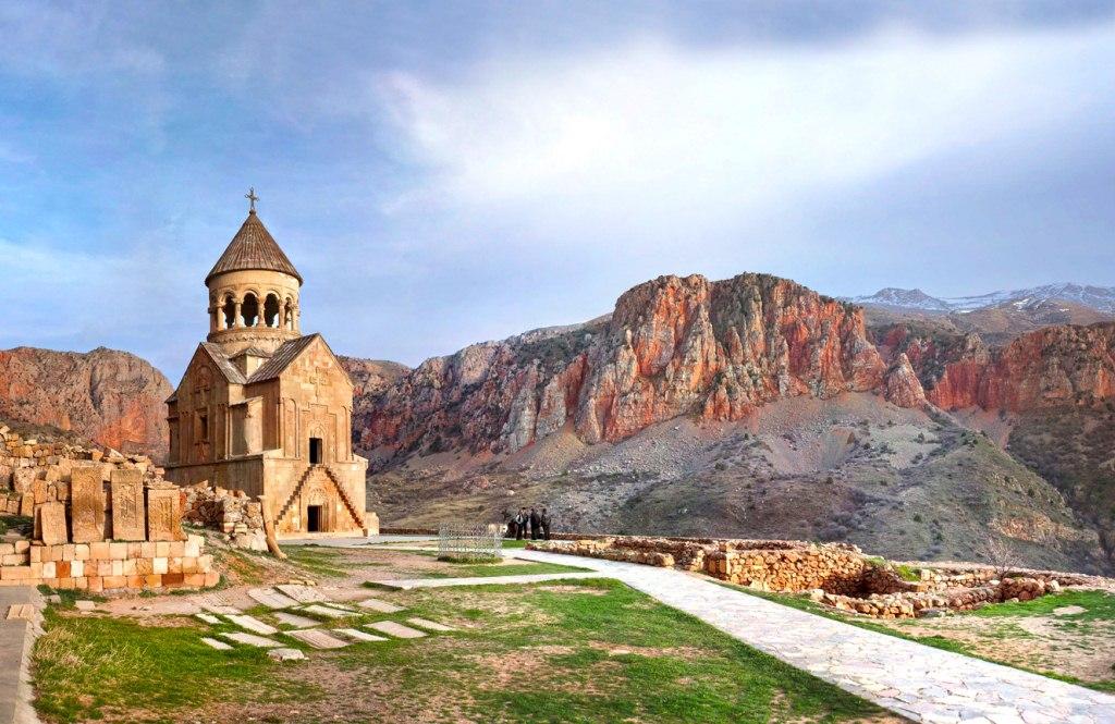 Armènia, retorn als temps bíblics