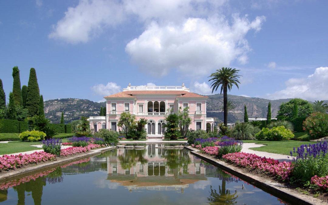 Parcs i jardins de la Costa Blava