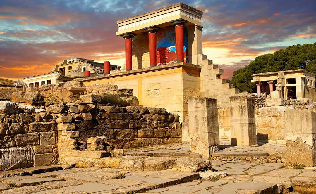 Creta, l'illa del Minotaure