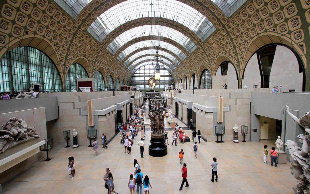París, el patrimoni museístic de la capital francesa (2)