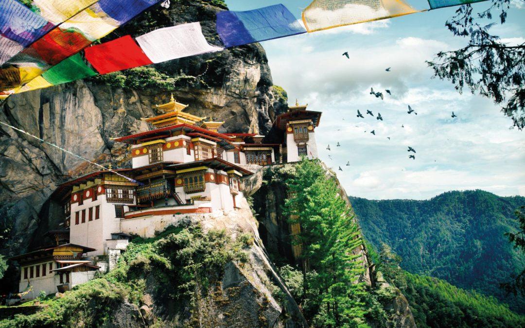 El misteriós regne del Bhutan (octubre 2018)
