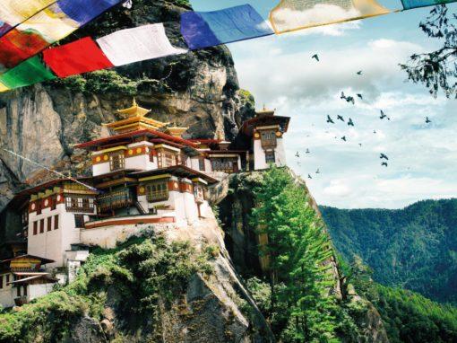 El misteriós regne del Bhutan <b>(octubre 2018)</b>