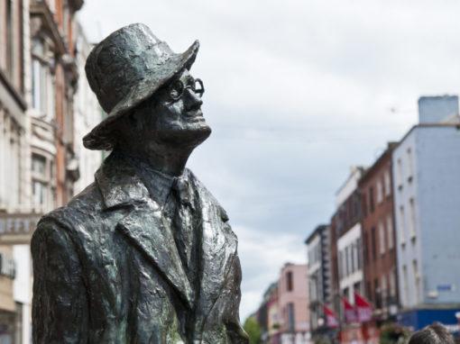 Dublín i la literatura irlandesa <b>(maig-juny 2019)</b>