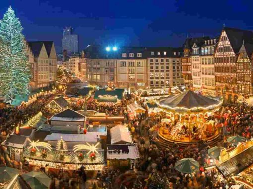 Mercats de Nadal a Hamburg <b>(desembre 2018)</b>