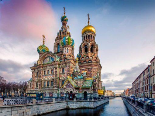 L'ànima de Sant Petersburg <b>(juliol 2019)</b>