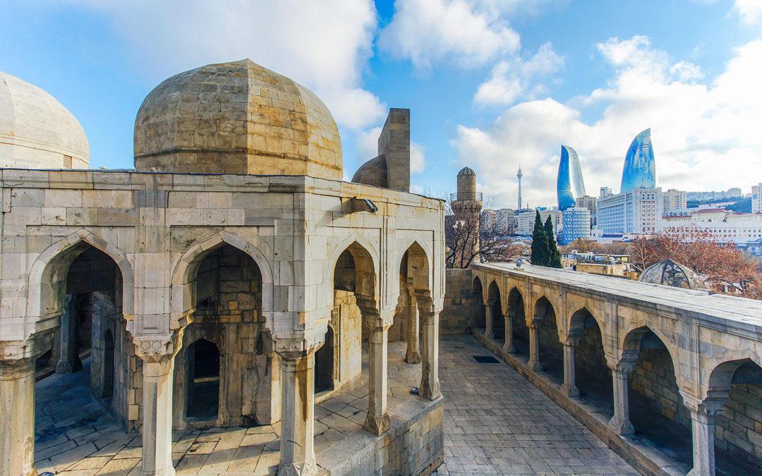 Azerbaidjan, la perla del Caspi (maig 2020)